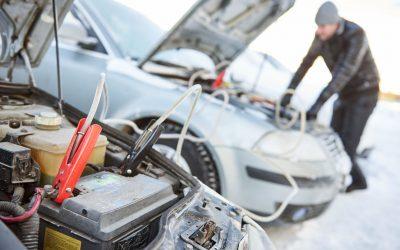 Baterias automotivas começam a dar problemas em temperatura mais baixas